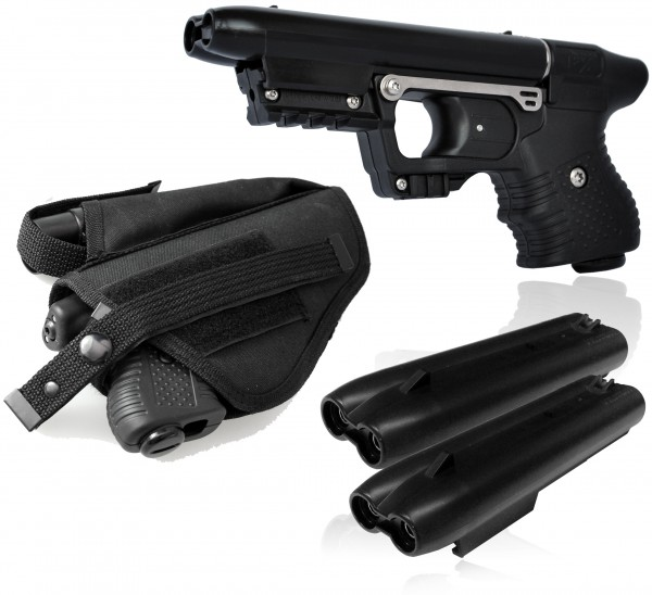 JPX - Jet Protector Set avec 2 cartouches et holster professionel