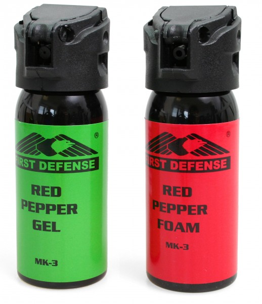 "Spray au poivre ""RED MK-3"" - 50 ml"