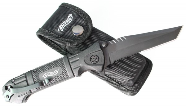 "Walther ""BlackTac Tanto"" Messer, BTTK"