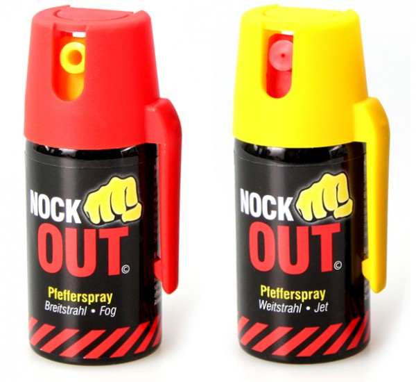 "Spray au poivre ""Nock Out"" - 40 ml"