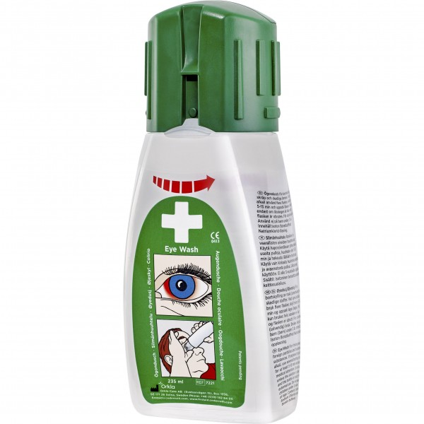 "Irritant-neutralization ""Eye-Wash"", 235 ml inclusive pouch"