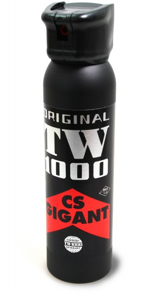 CS-irritant gas spray TW1000 - 150 ml