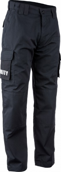 """PRODEF"" - Trousers with removable SECURITY-Patches"