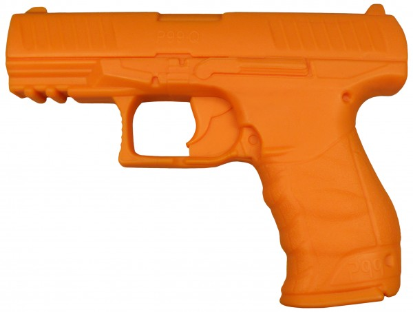 "Replica of ""Walther P99Q"" for training purposes"