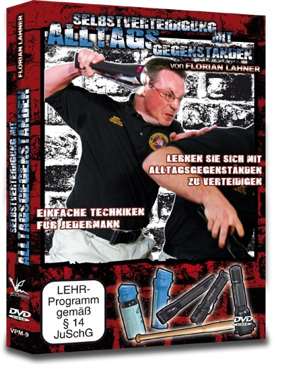 DVD - Self defense with everyday objects