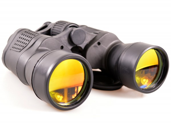 "Binocular ""10 x 50"" for security services"
