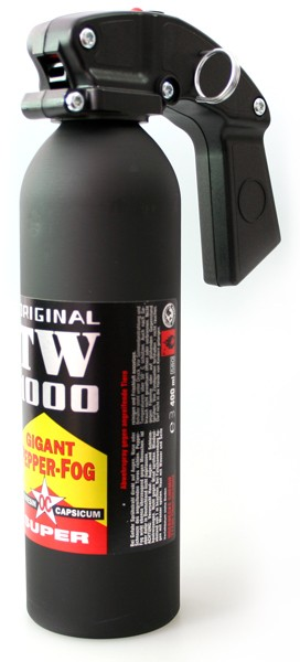 "Pepper spray TW1000 ""Professional"" - 400 ml"