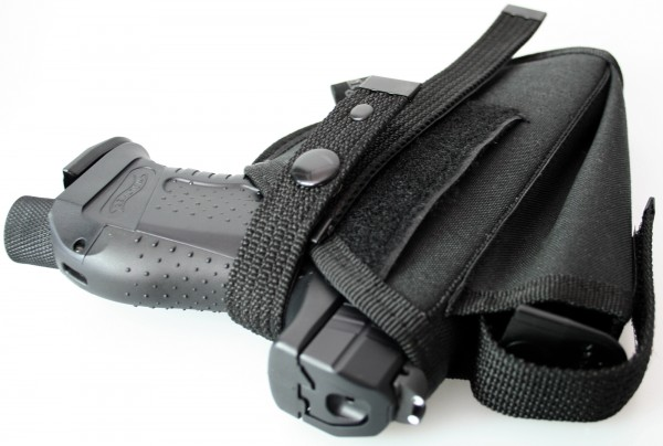 Belt holster for Walther PPQ RAM