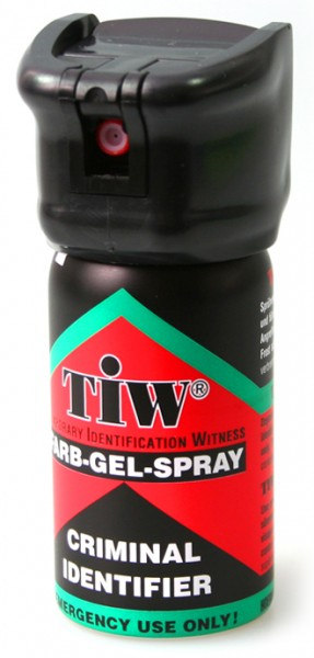 TIW un gel de couleur en spray - 40 ml