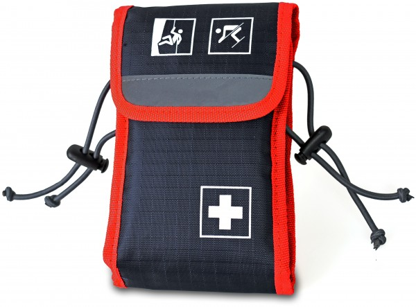 Portable First Aid Kit incl. sac de ceinture