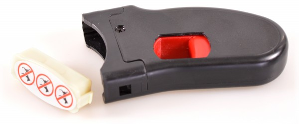 PyroDefender Set - Shock defense with 135 dB incl. cartridge