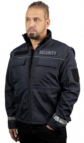 PRODEF® Softshell-Jacke Mod. Security, für Polizei & Sicherheitsdienste