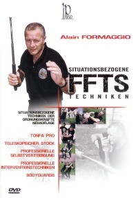 "DVD - Real Life Techniques of Police Forces ""FFTS"""