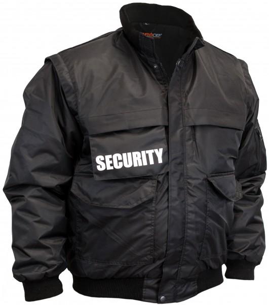 "PRODEF® Security-Blouson mit abnehmbaren ""SECURITY"" Schriftzügen"