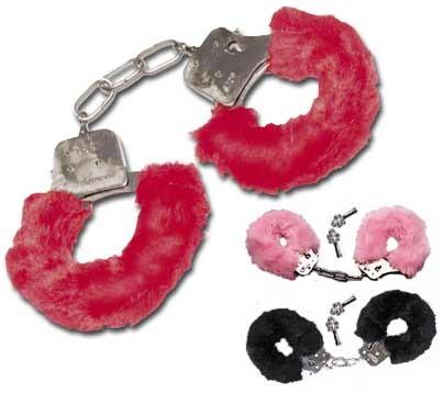 Furry love handcuff
